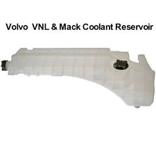 Volvo VNL Truck 2008-2017 Coolant Reservoir w/ Cap &  Sensor OEM 22564837