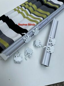 ROMAN BLIND BRACKETS REPLACEMENT PARTS SPARES SUITABLE FOR HILLARYS BLINDS