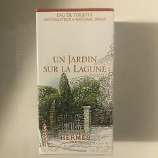 Hermes - Un Jardin sur la Lagune - EdT Spray 50 ml. NEU OVP Folie