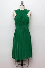 Women's Evening Dress Convertible Multi Way Wrap Bridesmaid Formal Short Dresses