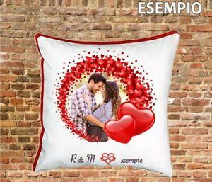 Cuscini Personalizzati Foto Acquisti Online Su Ebay