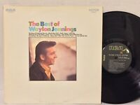 Waylon Jennings Best Of EX ORIG outlaw country