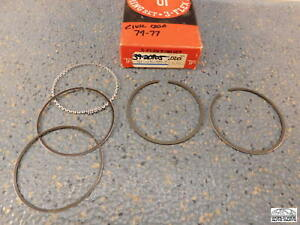 "Honda Civic 1200 EB5  Piston Rings OVERsize .020"".5  ref 13011-634-305 1972-1978"
