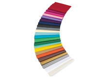 10 SHEETS ACID FREE TISSUE PAPER VARIOUS COLOUR 500X750