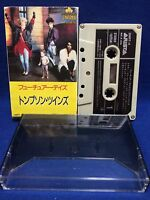 Thompson Twins Here's To Future Days Japan Cassette Tape 1985 F/S 28RT-4