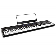 More details for alesis recital � 88 key digital electric piano / keyboard with semi weighted and