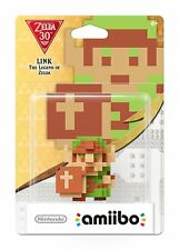 8-Bit Link amiibo - 30th Anniversary Legend of Zelda [Nintendo Switch Wii U 3DS]