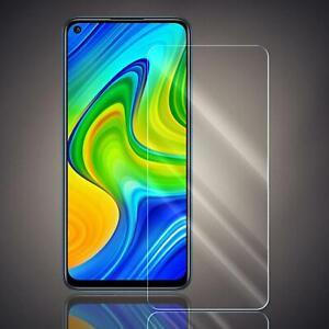 Panzer Folie Xiaomi Redmi Note 9 Echt Glas Displayschutzfolie Schutzglas Folie