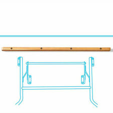 """Replacement Wood Runner for 72"""" Rectangle Folding Table"""