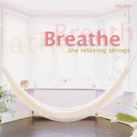 Divers - Breathe Relaxing Strings Neuf CD