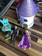 Disney Tangled Mini Castle Set