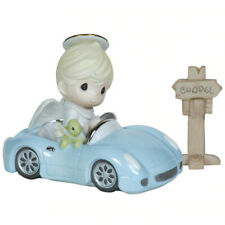 Precious Moments Your Faith Can Take You Anywhere Chapel Bisque Porcelain 119009
