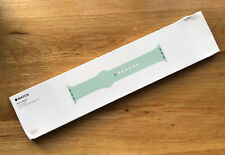 GENUINE Apple Watch Sport Band Strap TURQUOISE 38mm / 40mm 2015 Rare BNIB