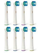 Têtes de rechange électriques de brosse à dents compatibles avec Oral B Braun CW