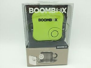 BOOMBOX turns virtually anything into a speaker!