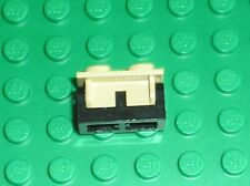 Charniere LEGO STAR WARS HINGE 3938 Tan & 3937 Black / 4504 Millennium Falcon