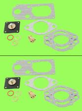 2 SOLEX 40-44MM CARBURETOR REBUILD KITS, Kadron 40-44 mm brosol 40-44 EMPI 2301