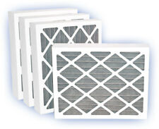 16x20x4 (15-1/2x19-1/2) Fresh Air Activated Carbon Filter MERV 8 4-Pack