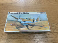 Messerschmitt Bf.109F Fighter, Frog 1:72 Scale CONTENTS NEW AND UNBUILT
