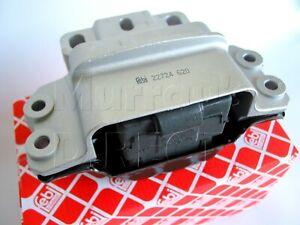 FEBI Gearbox Mounting Mount VW Mk5 Mk6 Golf Caddy Touran Audi A3 (8P) 1K0199555M