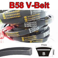 B58/B1473 V-Belt Replacement B Section (17mm*11mm) Fit For Cox / Masport / Rover