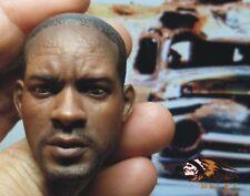 """BELET 1:6 Scale Black Male Head Sculpt Model Carving F/12"""" Man Body Figure BT007"""