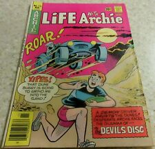 Life with Archie 175, (VF 8.0) 1976 30% off Guide! Dune Buggy story & cover!