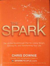 ✨ The Spark 28 Day Break Through Plan Losing Weight Diet Chris Downie Watchers🍴