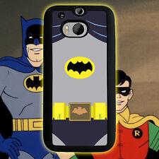 Batman  Adam West for Htc One Mini 2 M7 Htc One M8 M9 Plus Htc Desire Phone Case