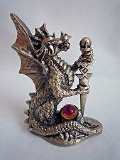 TUDOR MINT MYTH & MAGIC THE REGAL DRAGON #CC06 WITH CRYSTAL