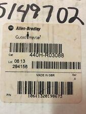 Allen Bradley Gaurdmaster 440H-R03088 Ser A Rotacam Saftey  Switch