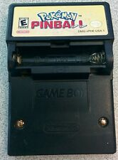 [Game Boy Color] Pokemon Pinball w/ NO battery cover (CART ONLY) - *USED*