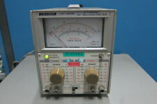 Leader Lmv 189ar 2 Channel Ac Millivoltmeter