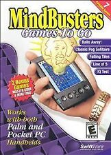 MindBusters Games To Go by Cosmi Corporation, Disc Only