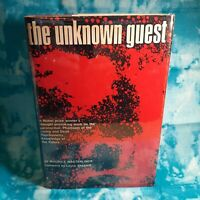 Maurice Maeterlinck ~ THE UNKNOWN GUEST ~ Early Paranormal Essays ~ 1975 EDITION