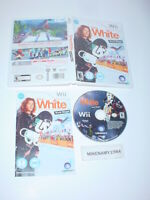 SHAUN WHITE SNOWBOARDING: WORLD STAGE complete in case w/ manual - Nintendo Wii
