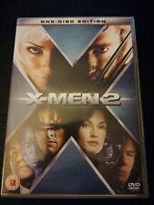 X Men 2 DVD