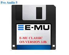 EMU EOS version 3.0 b fournis sur disquette-e-mu