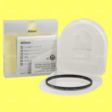 Genuine Nikon 77mm Neutral Color NC Filter Lens Protector Clear Filter NC-77 mm