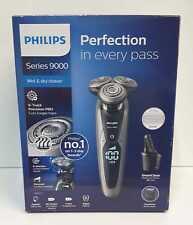 Philips Series 9000 S9711/31 Rasierer, Wet & Dry, inkl. Reinigungsstation