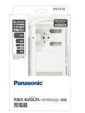 Panasonic Japan NiMH Battery Charger D C AA AAA 6P  BQ-CC25