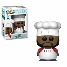 Funko Pop Television: South Park - Chef Collectible Figure, Multicolor