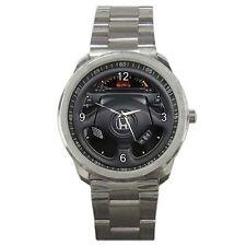Honda S2000 Steering Wheel Style Sport Metal Watch