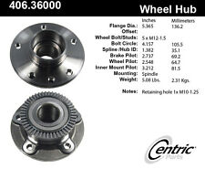 Wheel Bearing and Hub Assembly Front Centric fits 97-01 Cadillac Catera