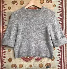 Gorman Ladies Wool Blend Cropped Jumper Size 12