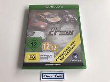 The Crew - Promo - Microsoft Xbox One - PAL - Neuf Sous Blister