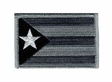 Puerto Rico Flag Acu Tactical Morale Hook Patch (PR3)