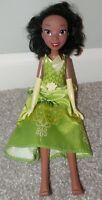 """Tiana 10.5"""" barbie style Doll Disney"""