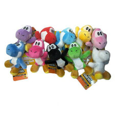 10pcs/lot Super mario bros yoshi Stuffed plush toy doll keychain keyring pendant