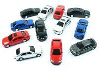 B52 a H0 SET 25 Autos PKWs BMW Mercedes Opel NEU ideal für Autozug